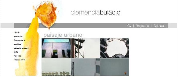 Clemencia Bulacio Recorte WebExport